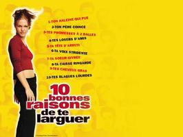 Deset důvodů, proč tě nenávidím