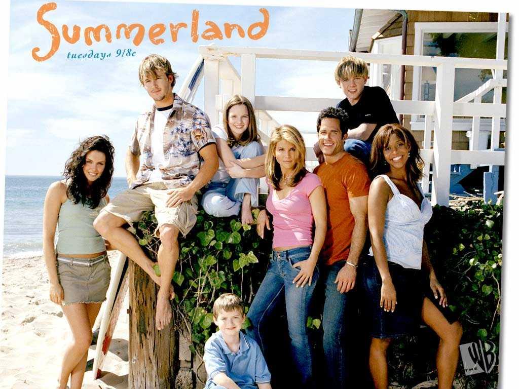 Kalifornské léto (TV seriál)
