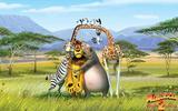 Madagaskar 2 útěk z Afriky