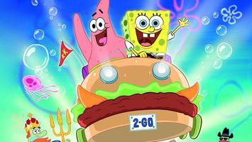Spongebob v kalhotách