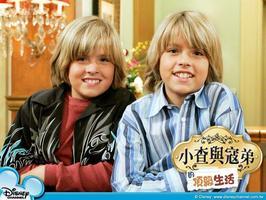 Sladký život Zacka a Codyho