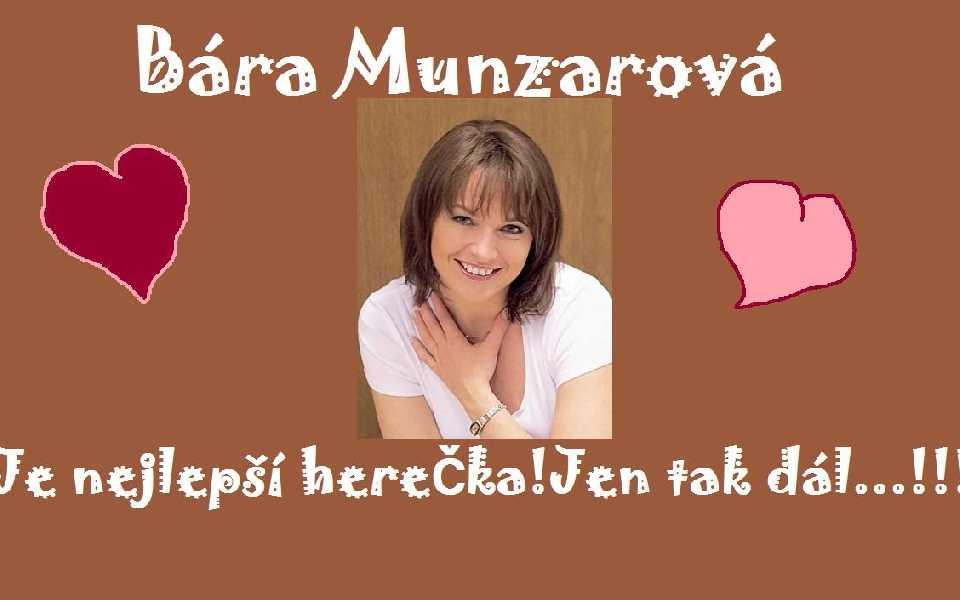 Barbora Munzarová
