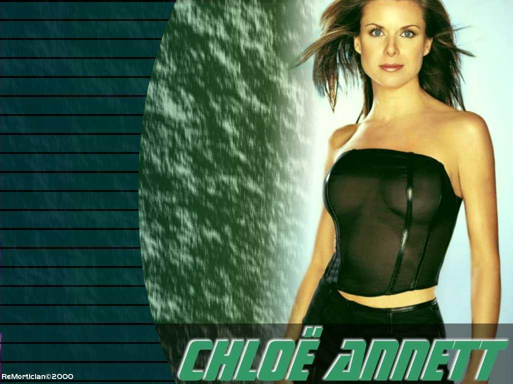 Chloë Annett