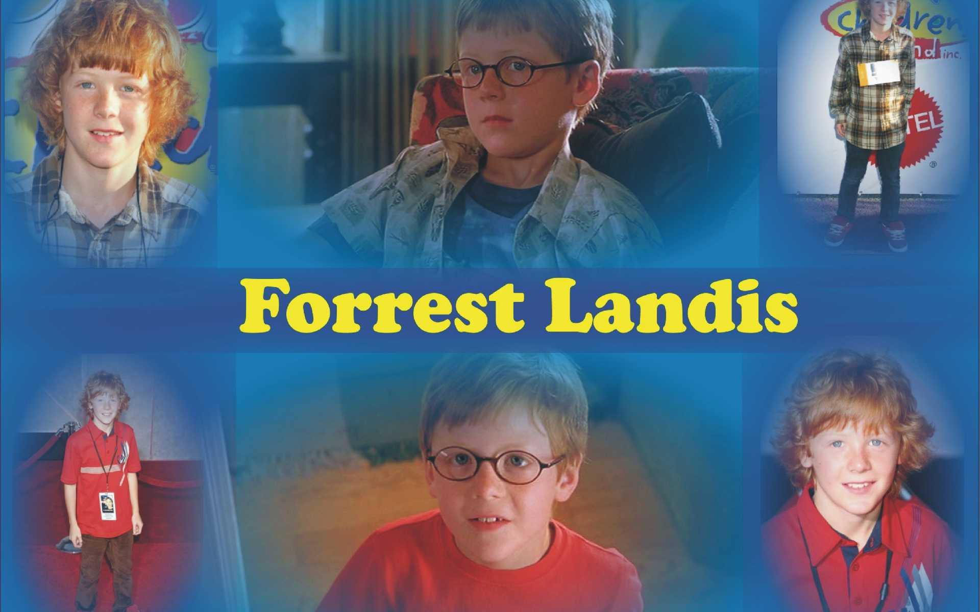 Forrest Landis