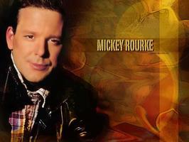 Mickey Rourke