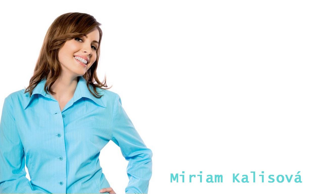 Miriam Kalisová
