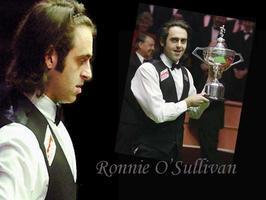 Ronnie O'Sullivan