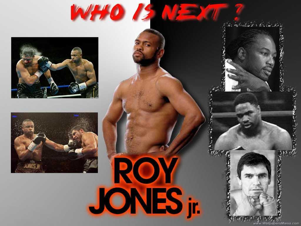 Roy Jones Jr.