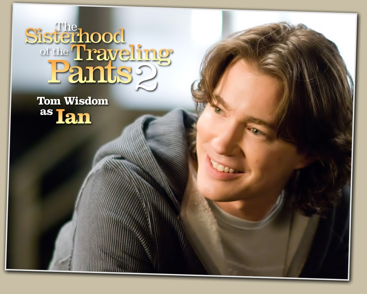 Tom Wisdom