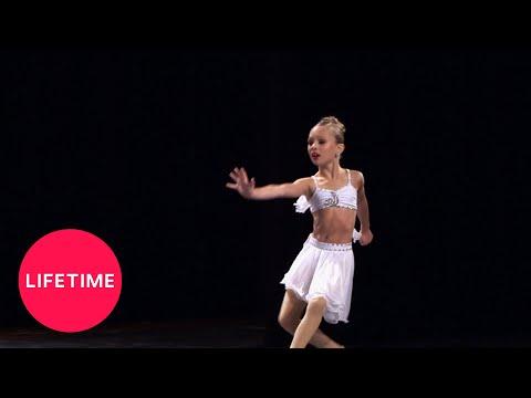 """1:02 Dance Moms: Maddie's """"Manhattan"""" Lyrical Solo"""