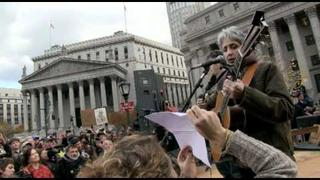 "#OWS JOAN BAEZ @ Foley Square (11/11/11) Veteran's Day concert ""Salt Of The Earth"""