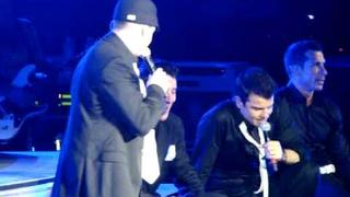 070209 Danny Wood, Jon Knight & DDub Moments in Memphis