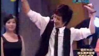 070721 Hangeng China hunan dancing 8 extempore Xingjiang tra