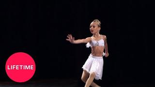 "1:02 Dance Moms: Maddie's ""Manhattan"" Lyrical Solo"