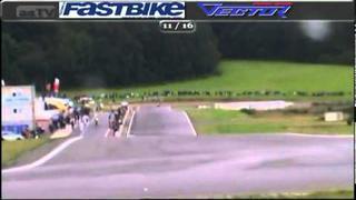 1. místo IDM Superbike - Schleizer Dreieck 2011