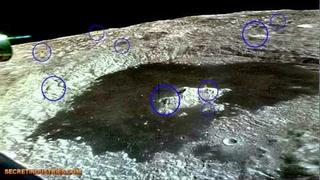 100% Proof Of Alien Civilizations Exist On The Moon - Nasa Lies Uncovered In Colour