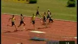 100m - Men Round 1