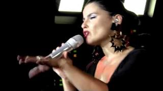 "102.7 KIIS-FM Online Exclusive: Nelly Furtado ""Big Hoops"" Live Acoustic"
