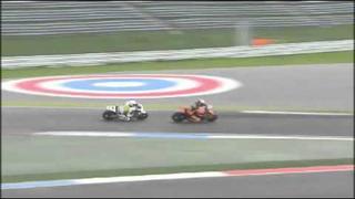 2. místo IDM Superbike - Assen 2010
