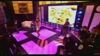2002-10-20 - Holly Valance - Naughty Girl (Live @ TOTP)