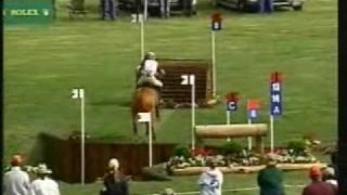 2007 Rolex Kentucky Karen O'Connor & Teddy Go Cross Country!