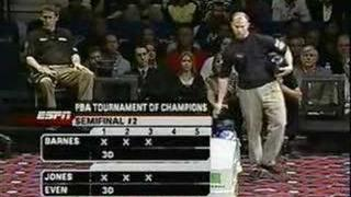 2007 Tournament of Champions - Barnes vs. Jones (1)
