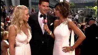 2008 Emmy Awards: David Boreanaz