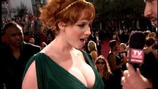 2008 Emmys: Christina Hendricks