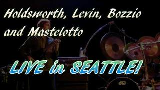 2010 Holdsworth, Bozzio, Levin, Mastelotto Live in HD Solo Compilation, Seattle January 2nd