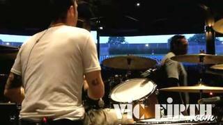 2010 Warped Tour - Steve Jocz from sum 41