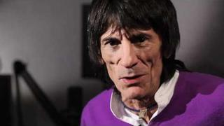 2011 - Ronnie Wood talks to BRITs.co.uk