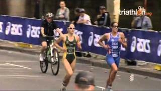 2012 Dextro Energy World Triathlon Sydney - Elite Women