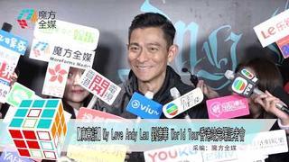 2018-12-15 - My Love Andy Lau - Světové turné