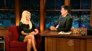 3. Paris Hilton 2011.06.28 - Craig Ferguson [HD]