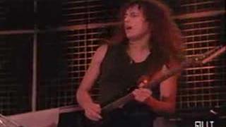 4 solos by Kirk Hammett