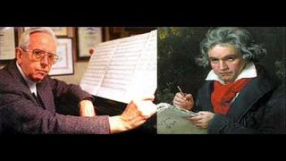 "5º Var. Ludwig van Beethoven ""Marcha fúnebre"" (Juan Lémann)"
