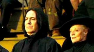 6 YEARS WITH SEVERUS SNAPE-ALAN RICKMAN