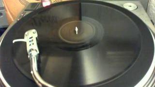 78 RPM: Big Joe Turner & The Pete Johnson Trio - Rebecca