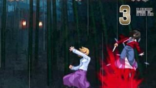 7th Moon Mugen - Shiki Ryougi by 41 vs Archetype: Earth