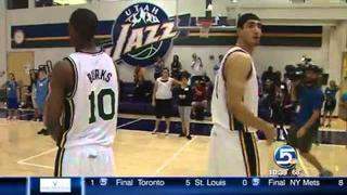 A conversation with Enes Kanter Utah Jazz