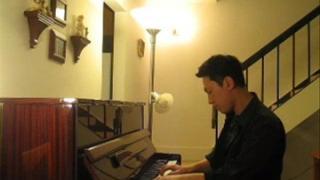 A Fine Frenzy (Alison Sudol) - Almost Lover Piano Solo