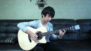 (A-Ha) Take On Me - Sungha Jung