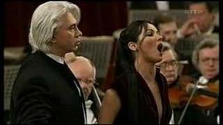 "A. Netrebko & D. Hvorostovsky ""Duet Nedda-Silvio"" Pagliacci"