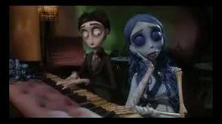A Noiva Cadáver - Piano Duet (Danny Elfman)