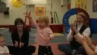 A whole lot of high fives for Savannah - inc. an original song