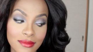 Aaliyah's Makeup