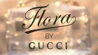 Abbey Lee for Flora by Gucci