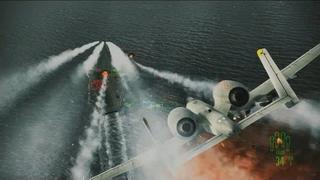 ACE COMBAT ASSAULT HORIZON - PS3 / X360 - Full-Blown Assault (Gamescom 2011 Trailer)