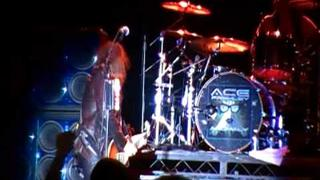Ace Frehley - Rocket Ride / Parasite at Stars & Stripes Festival in Mt Clemens, MI July, 1, 2011