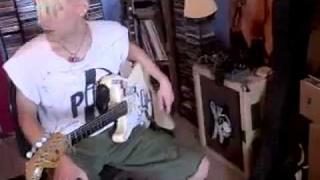 Acey Slade Studio Report 3: Andee's Guitars